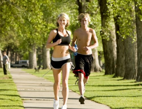 How Does Running Improve Health and Mood?